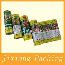 flexible printing and lamination salt bag film