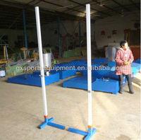 Aluminum Roll Away High Jump Standa
