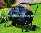 Composter with 50Gallon (190L) heavy duty ,Tumbling