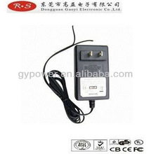 AC 230V Power Charger with 20W Maximum Power, Sized 70 x 45 x 31mm with EU AU UK US type
