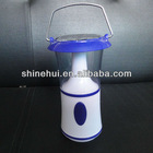 Rechargeable high brightness 1 led camping lantern