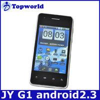 cheap 3.5inch jiayu G1 MTK6515 1GHZ CPU smart phone