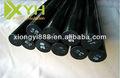 35 mm negro POM varilla de plástico