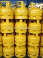 5kg glp cilindro de gas; 12l tanque de gas; la botella de gas