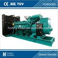 1500kw diesel-generator mit 12v akku und ladegerät