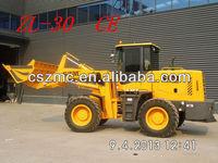 foton tractor front loader zl-30 for export