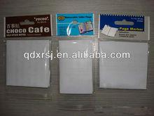clear self adhesive opp plastic bags