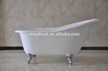 cast iron bathtub for sale/whirlpool bath/massage bath