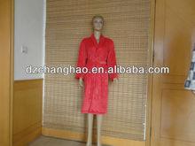 cheap women bathrobe fleece pink