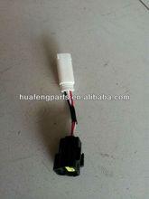 kobelco excavator sensor plug exchange SK-6E into SK-8 convertion sensor plug