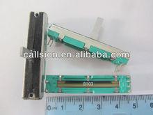 10K linear slide Potentiometer