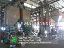 2 ton per hour wood pellet production line