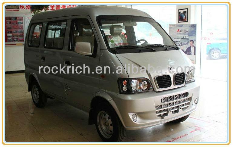 7 asientos a estrenar Dongfeng mini van