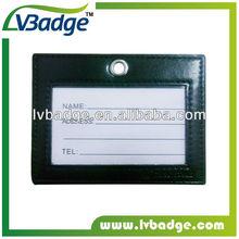 Customised Leather ID Card Bag