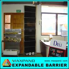 OEM Metal Mesh Workshop Expandable Door Gates