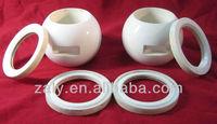 Structural Zirconia Ceramic Ball Valve