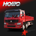 8*4 howo camión de carga mejor queisuzu diesel de camiones