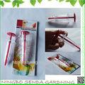 la magia de plástico sembradora