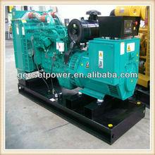 Alibaba China Power 125 kva Diesel Generator with Cummins Engine