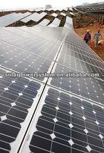 solar panel photovoltaic 3000W