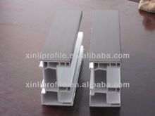 used in building residence/series of window & door/PVC profile/uPVC material