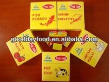 Poulet Seasoning Shrimp/Chicken/Beef/Tomato/Fish