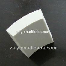 1700 degree Alumina Ceramic Wearable tile used in ball mill