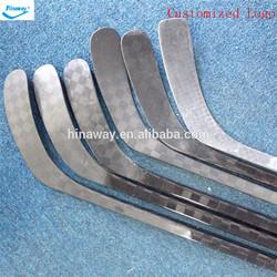 intermediate hockey stick of one-piece 100% Carbon Fiber