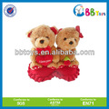 2013ขายเช่นเค้กร้อนที่น่ารักของหมีตุ๊กตาคู่รัก