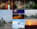 Rua luz solar amostra preço/luzes led amostras grátis/iluminação solar rua sistema de lista de preços