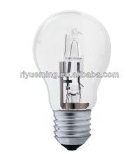 A55/A60 energy saving halogen lamp
