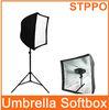 50x70cm Quick Foldable Umbrella Softbox For Strobe Flash Light