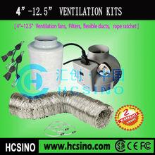 dos velocidad de aire acondicionado y sistema de ventilación