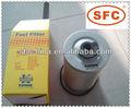 De alto rendimiento de mercedes- benz filtro de combustible 0004773115