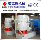 plastic agglomerates machine