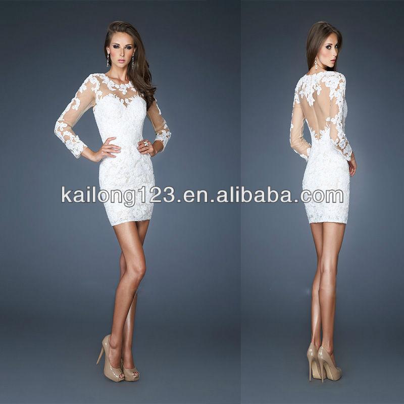 Short White Fitted Dress Dresses View Short White