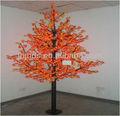 Led cereza artificial de la flor de la luz del árbol, led de luz del árbol, artificial led la luz del árbol