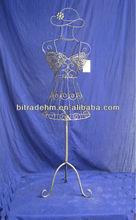 Metal Display Clothing Model For Dress New Fashion 2013