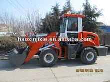 920E model articulated mini loader, 4WD