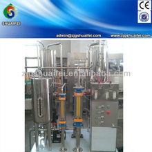 Low content QHS5000 carbonated drink CO2 mixer
