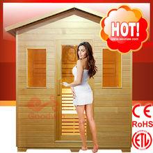 Steam Sauna House,Traditional Steam Sauna House,Sauna Steam House,Outdoor Steam Sauna House With CE, ROHS, ETL GW-TSOD04