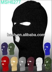 2013 knitted balaclava Face Mask HAT ski mask balaclava hat (MSH6277)