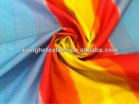 polyester cotton fabric waterproof tent fabric/umbrella fabric