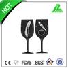 Hot zinc-alloy wine gift set,bottle shape wine set