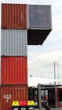 Shipping Container Kiosk/prefab kiosk