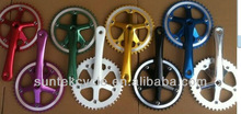 fixed gear bicycle chainwheel and crank AL11-200