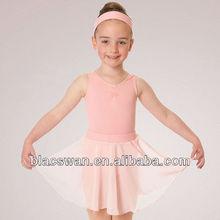 children ballet skirts Chiffon circle skirts for girls