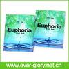 Laminated Waterproof Factory Supply Custom Shape Plastic Bag
