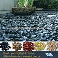 Gaoteng piedras decorativas para jardinería jardín( colores: blanco, rojo, negro, amarillo, beige, tira, etc.)