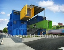 The Box Office Shipping Container Office Project/40ft container office